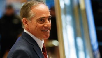 Dr. David Shulkin nominated for Secretary of Veterans Affairs