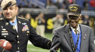 America's oldest veteran, who famously drinks whiskey and smokes cigars everyday, is asking for your help