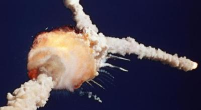 """""""Obviously a Major Malfunction"""" – January 28, 1986 Space Shuttle Challenger Explodes"""