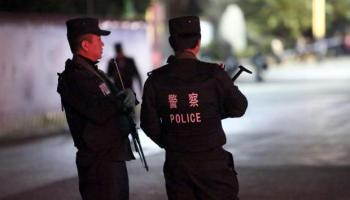 Knife-wielding man attacks 11 at Chinese kindergarten