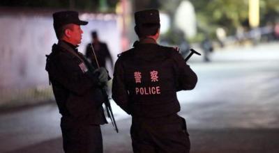 Knife-wielding man attacks 11 at Chinese kindergarten