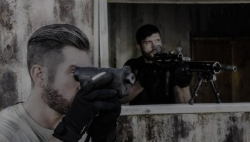 Firefield Vigilance 1-8x16 Digital Night Vision Monocular: Primed day or night!