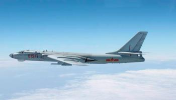 Japan and South Korea scramble fighters to intercept Chinese bombers in Tsushima Strait