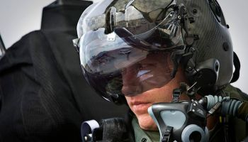 F-35's $400k Helmet - Is the 'Green Glow' Blinding Pilots?
