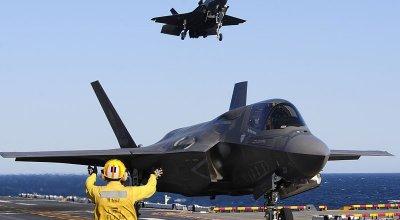 Incoming Secretary of Defense Mattis backs F-35 program criticized by Trump