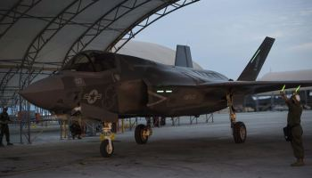 Watch: F-35B Fighter Jets arrive in Japan on first overseas mission