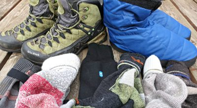 A Ranger and Paramedic's guide to warm and dry feet