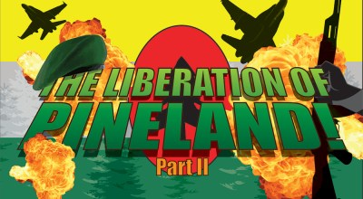 The liberation of Pineland: Role playing for the Special Forces Assessment and Selection Course (Part Two)