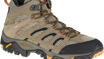 Boot review: Merrill MOAB Ventilator is popular with the military, not just Special Operations Forces