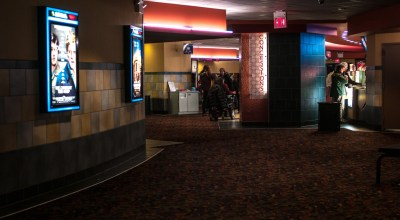 Chinese communists take over American movie theaters