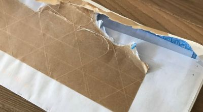 A low-tech way to securely send mail the CIA way