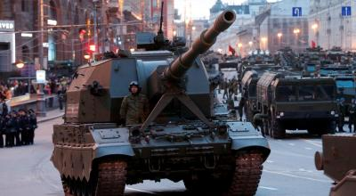 State-owned Russian tank maker publishes propaganda for preschoolers
