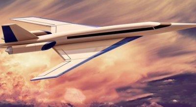 Spike Aerospace S-512 quiet supersonic commercial business jet
