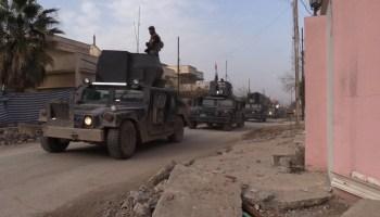 Making Mosul great again