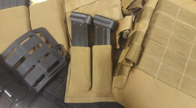Blue Force Gear Ten-Speed Pistol Pouch: Optimized retention and greater durability