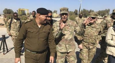 US Commander believes Mosul and Raqqa will be retaken in the next 6 months