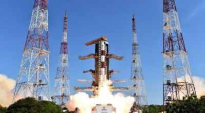 The Asian Cold War has a space race, and India is about to take the lead