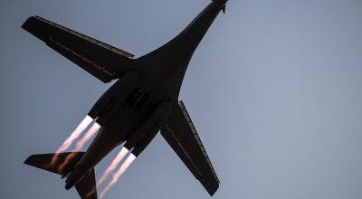 Watch: Turn the B-1 Lancer Bomber into a Gunship?