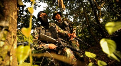 Quiet weapons, silent wars; Special Forces in Bolivia