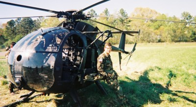 Ranger Helicopter Assault Force: Learning to assault from the Little Bird