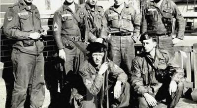 Detachment A: Clandestine Special Forces missions in post Hitler's Berlin (Part 1)
