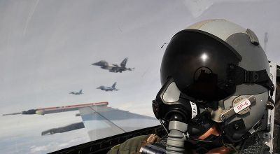 A day in the life of a fighter pilot – Part I