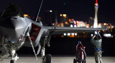 F-35A Scores High Marks in First Red Flag Exercise
