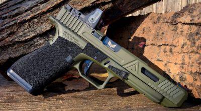 An Army Ranger's Agency Arms Glock 34