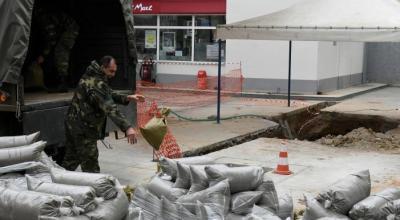 Greek city set for biggest peacetime evacuation over WW2 bomb