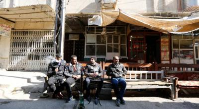 Freed from jihadists, Mosul residents focus fury on Iraqi politicians