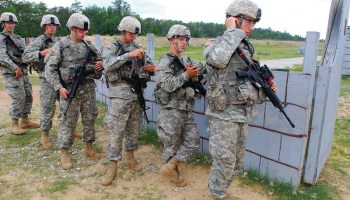 First female infantry recruits begin basic training at Fort Benning