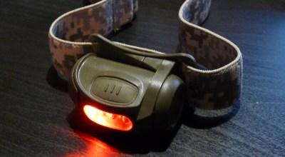 Crate Club Review | Princeton Tec FRED Headlamp