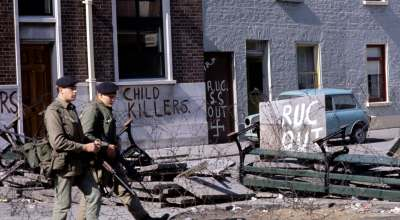 Irish government reopening old wounds from conflict in Northern Ireland