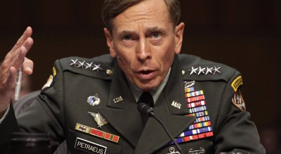 Former CIA director Petraeus warns that the current international order could 'fray' and 'collapse'