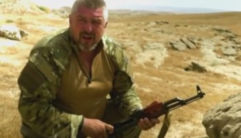 Big Phil's War: Off to Erbil to join up with the Kurds (Part 6)