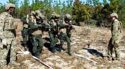 Replaced? Security Force Assistance Brigades vs. Special Forces