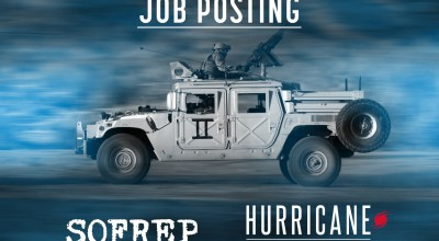 Job Posting: SpecialOperations.com Editor
