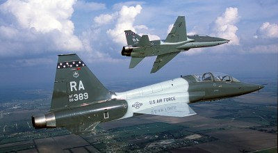 Northrop Grumman Exits From Air Force's T-38 Replacement T-X Competition