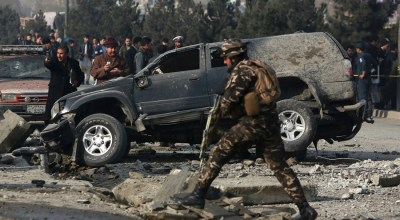 2 US soldiers wounded in Afghanistan clash that may have killed civilians