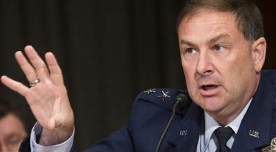 Air Force Lt. Gen. Christopher Bogdan Wants to Start F-35 Operational Testing