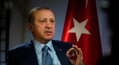 Trump has first phone call with Turkey's Erdogan