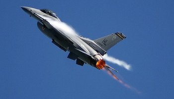 Watch: Get high with the F-16 Viper Demonstration Team