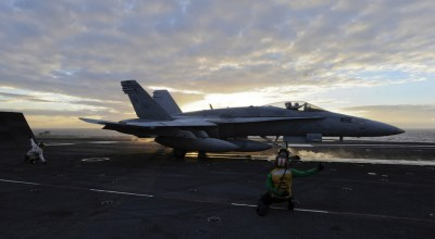 Marine Hornet CO fired for playing 'bad cop' too often