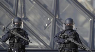 Paris knife attack highlights persistent terror tactic of edged weapons