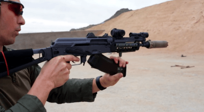Watch: Haley educates on the AK reload