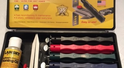 The Lansky Sharpening System: A story from a Navy SEAL