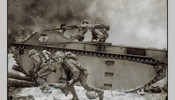 """Guns in Movies: Oscar Winner """"With The Marines at Tarawa"""""""