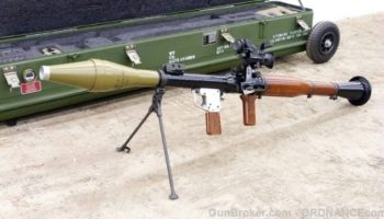 For the Man who has Everything: RPG-7 Trainer