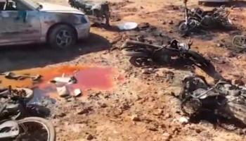 ISIS car bomb in Syria kills at least 50