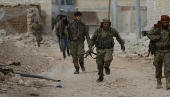 Jihadist clashes in Syria signal deteriorating situation for opposition
